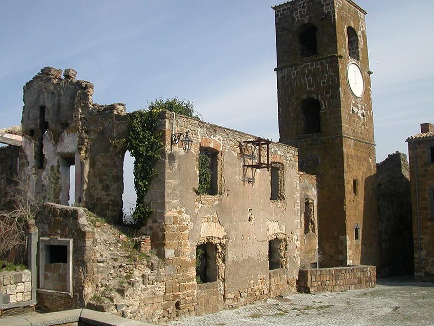 La città fantasma di Celleno Antica (VT) | Lazio Nascosto