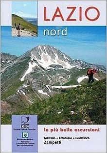 Lazio Nord - Le più belle escursioni - Edizioni SER - libro