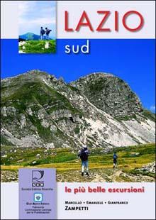 Lazio Sud - Le più belle Escursioni - Edizioni SER - libro