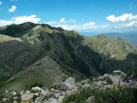 Parco Naturale dei Monti Aurunci - I Parchi Naturali, Riserve e Oasi del Lazio