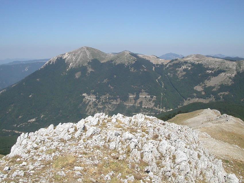 Parco Naturale Regionale Monti Simbruini - I Parchi Naturali, Riserve e Oasi del Lazio