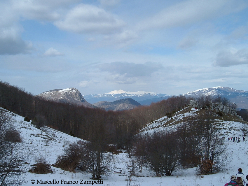 Riserva Naturale Monte Navegna e Monte Cervia - I Parchi Naturali, Riserve e Oasi del Lazio