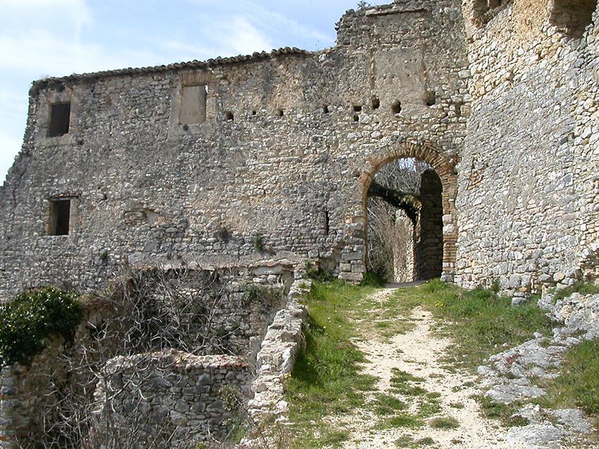La città fantasma di Rocchettine | Lazio Nascosto