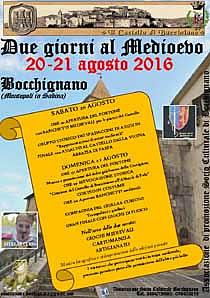 Bucciniano al Medioevo a Montopoli di Sabina | Feste Medievali e Rievocazioni Storiche nel Lazio
