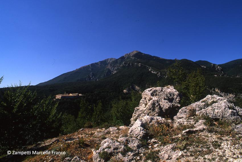 La Monna dalla Certosa di Trisulti | Escursioni, Sentieri e Trekking nel Lazio