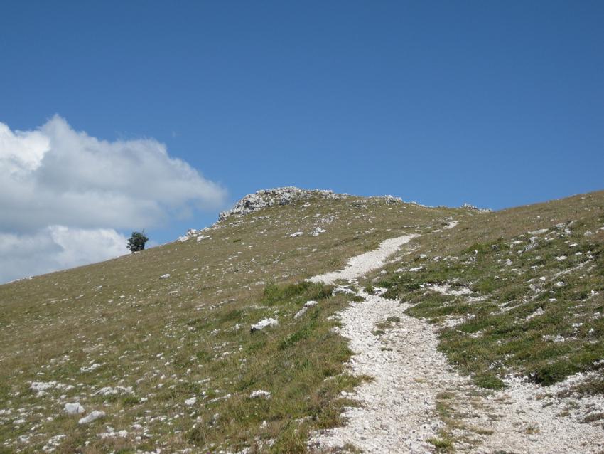 Monte Autore dalla Santissima Trinità | Escursioni, Sentieri e Trekking nel Lazio