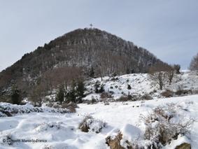 Monte Cacume da Patrica | Escursioni, Sentieri e Trekking nel Lazio