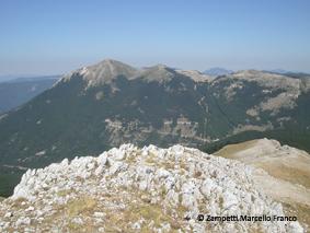 Monte Cotento da Campo Staffi | Escursioni, Sentieri e Trekking nel Lazio
