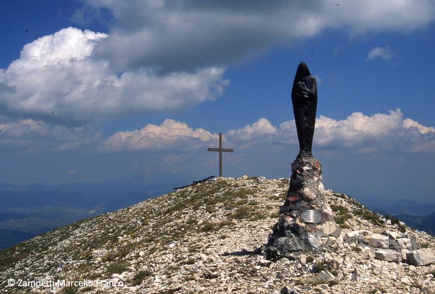 Monte di Cambio dalla Sella di Leonessa | Escursioni, Sentieri e Trekking nel Lazio