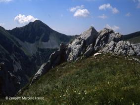 Monte Elefante dalla Sella di Leonessa | Escursioni, Sentieri e Trekking nel Lazio