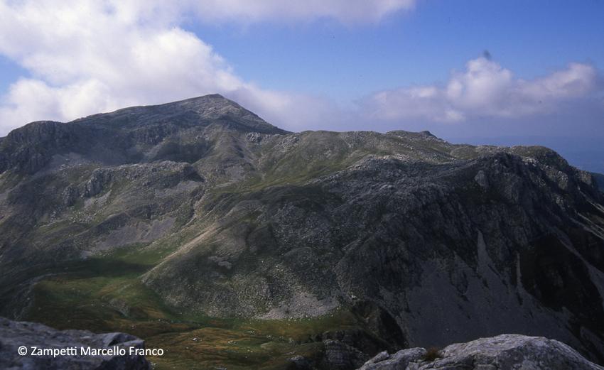 Monte Forcellone da Prati di Mezzo | Escursioni, Sentieri e Trekking nel Lazio