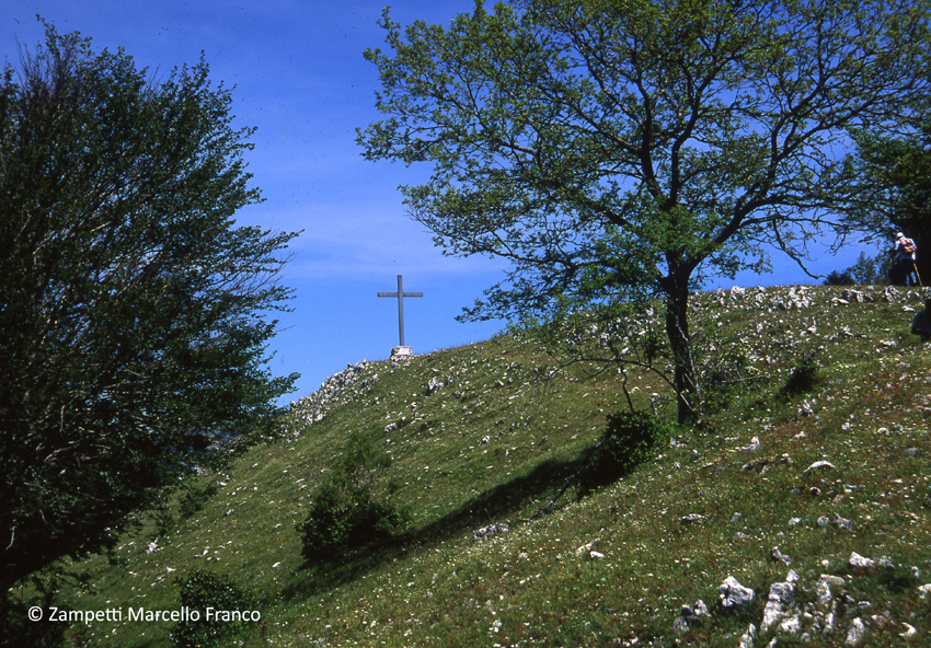 Monte Guardia da Roccagiovine   Escursioni, Sentieri e Trekking nel Lazio