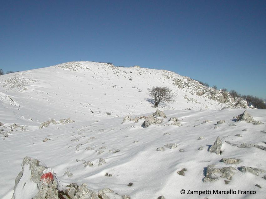 Monte Lupone da Campo di Segni | Escursioni, Sentieri e Trekking nel Lazio