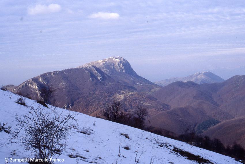 Monte Navegna da Varco Sabino | Escursioni, Sentieri e Trekking nel Lazio