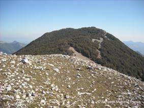 Monte Semprevisa dall'Abbazia di Valvisciolo | Escursioni, Sentieri e Trekking nel Lazio