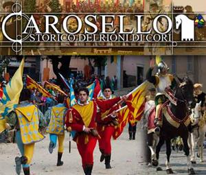 Carosello Storico dei Rioni di Cori | Feste Medievali e Rievocazioni Storiche nel Lazio