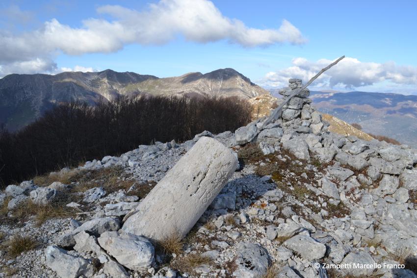 Serra Comune da Prato di Campoli | Escursioni, Sentieri e Trekking nel Lazio