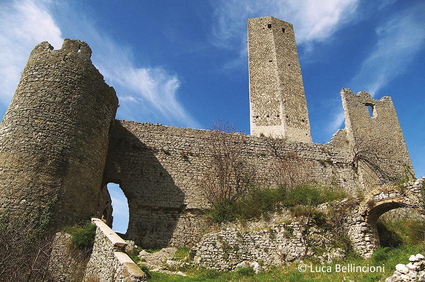 castello di catino © Luca Bellincioni