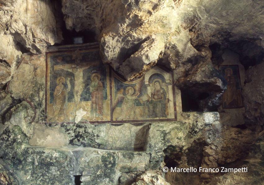 grotta di selvascura cosa vedere © Marcello Franco Zampetti