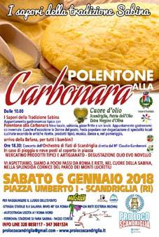 I Sapori della Tradizione Sabina a Scandriglia (RI) | Sagre nel Lazio