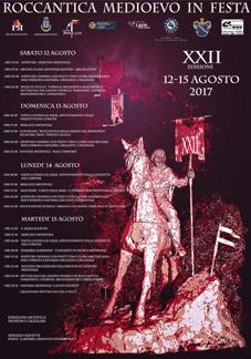 Medioevo in Festa a Roccanrtica (RI) | Feste Medievali e Rievocazioni Storiche nel Lazio