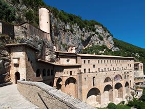 monasteri del lazio cosa vedere