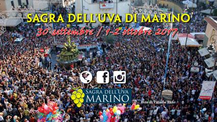 Sagra dell'Uva a Marino (RM)   Sagre nel Lazio