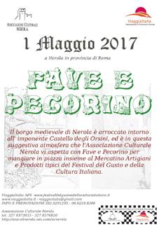 Sagra delle Fave e del Pecorino a Nerola (RM) | Sagre nel Lazio