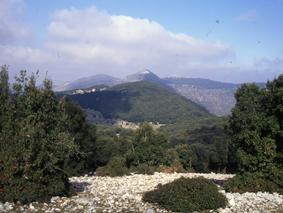 Escursioni, Sentieri e Trekking sui Monti Ausoni