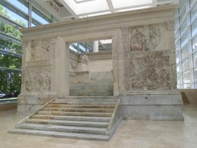 Ara Pacis | I Monumenti di Roma