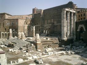 Foro di Augusto | I Siti Archeologici di Roma
