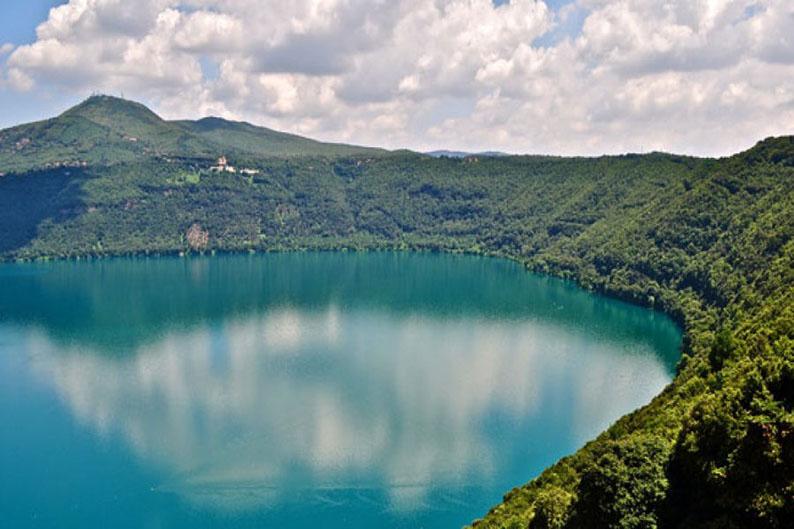 lago albano cosa vedere