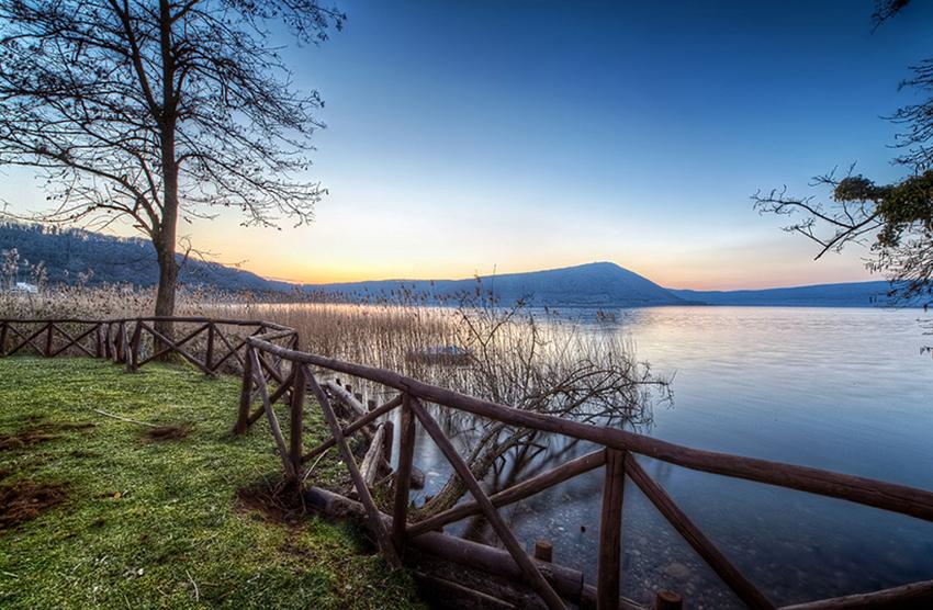 lago di vico cosa vedere