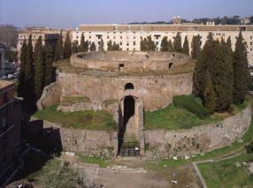 Mausoleo di Augusto | I Monumenti di Roma
