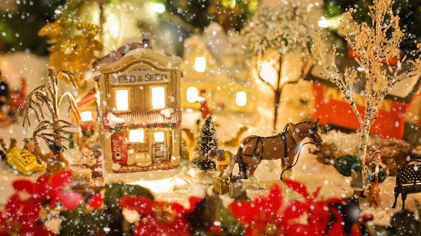 I Mercatini di Natale più belli del Lazio