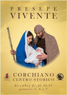 Presepe Vivente a Corchiano (VT) | Presepi Viventi e Artistici del Lazio