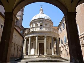 Tempietto del Bramante | I Monumenti di Roma