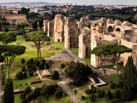 Terme di Caracalla | I Siti Archeologici di Roma