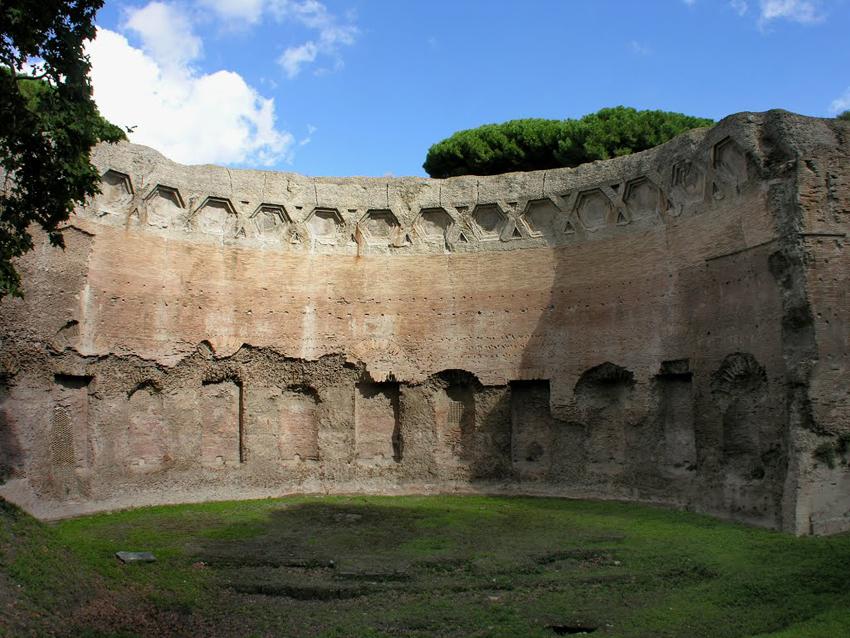 Terme di Traiano | I Siti Archeologici di Roma