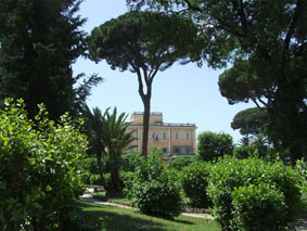Villa Celimontana I Giardini Vaticani | Parchi, Ville e Giardini di Roma