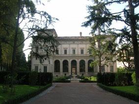 Villa Farnesina I Giardini Vaticani | Parchi, Ville e Giardini di Roma