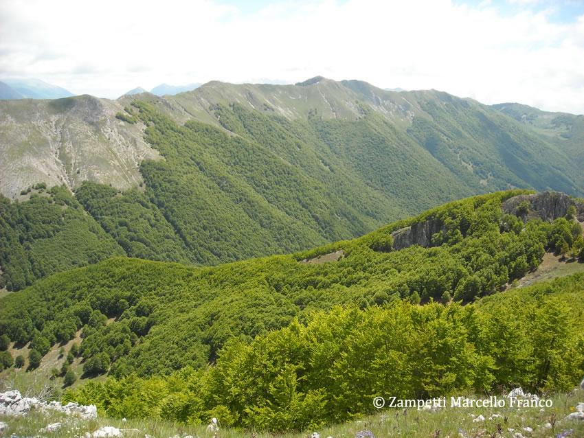 La Rocca da Capo d'Acqua | Escursioni, Sentieri e Trekking nel Lazio