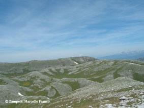 Monte Nuria da Piano di Rascino | Sentieri nel Lazio