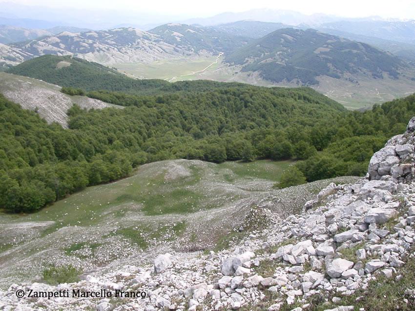 Monti del Cicolano | Sentieri nel Lazio