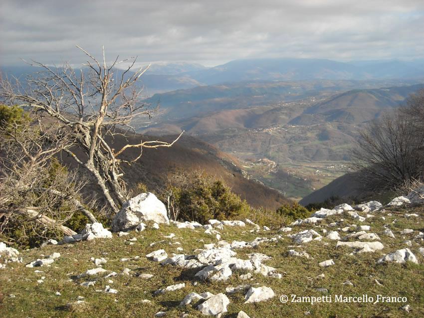 Monti Sabini | Sentieri nel Lazio