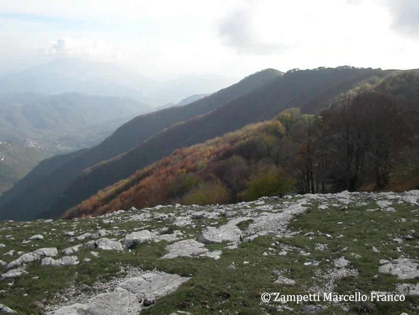 Pizzo Pellecchia   Sentieri nel Lazio