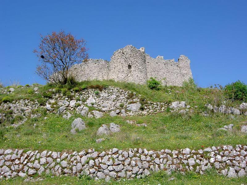 Castrum Coeli o Castellaccio di Castrocielo   castelli, Rocche e Fortezze del Lazio