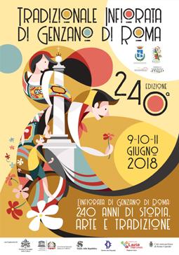 Infiorata di Genzano di Roma (RM) | Eventi nel Lazio