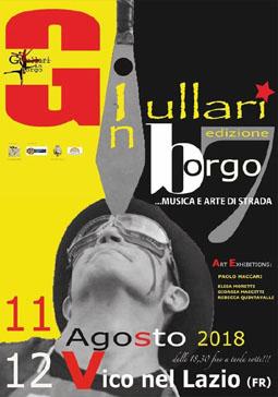 Giullari in Borgo 2018 a Vico nel Lazio (FR) | Eventi Musicali, Folcloristici e Cinematografici nel Lazio