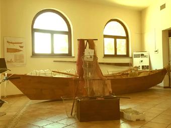 Museo della Navigazione nelle Acque Interne a Capodimonte (VT) | Musei nel Lazio